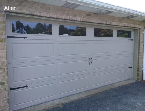 Time to Replace Your Garage Door?
