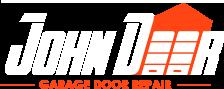 John Door Garage Door Repair Logo